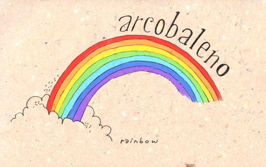 arcobaleno ~ rainbow