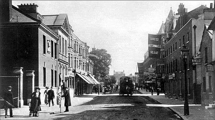 Church St,  Enfield Town