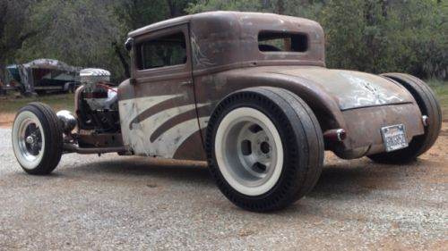 1928 Dodge Coupe 440 Chrysler with long ram manifold Hot