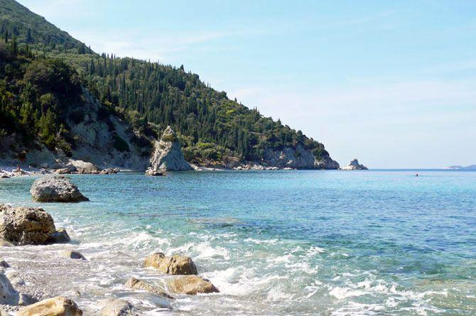 Afales | Beaches | Nature | Ithaki Ithaca)|WonderGreece.gr