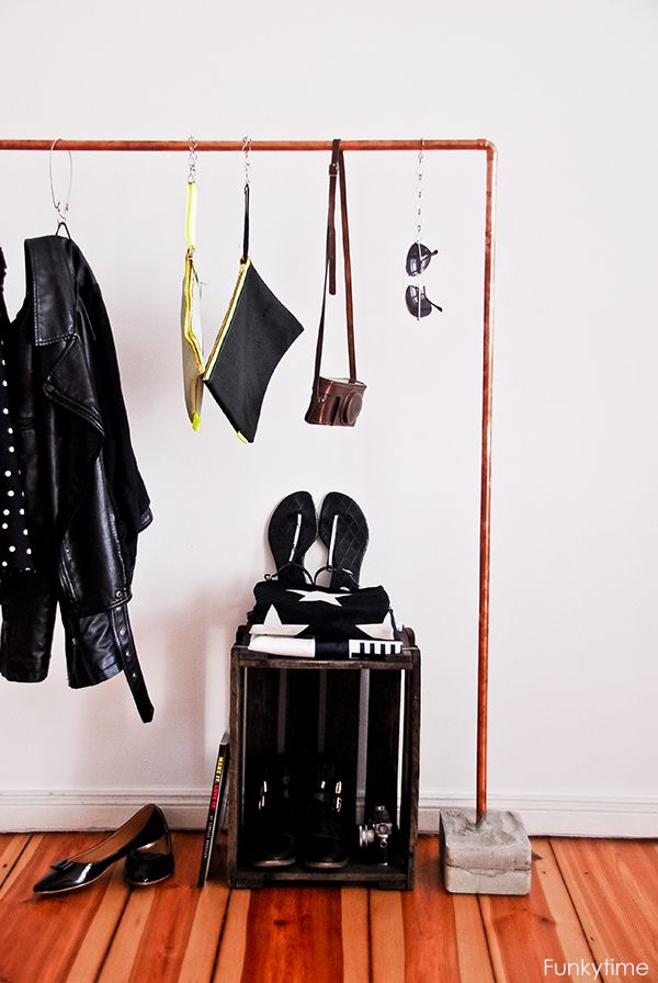 Diy Clothing Rack Google Search Packing Pinterest