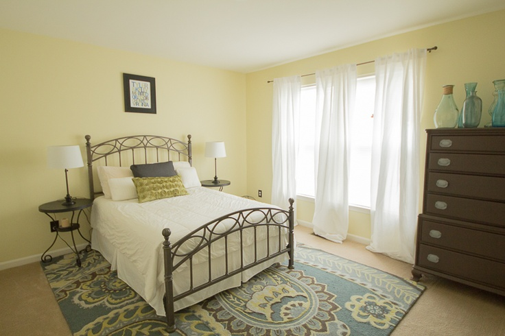 1000 images about modern camelot on pinterest leap day for Dayroom yellow bedroom