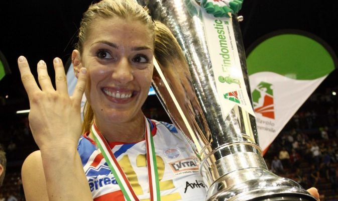 Francesca Piccinini, Best Volleyball Player Of All Time