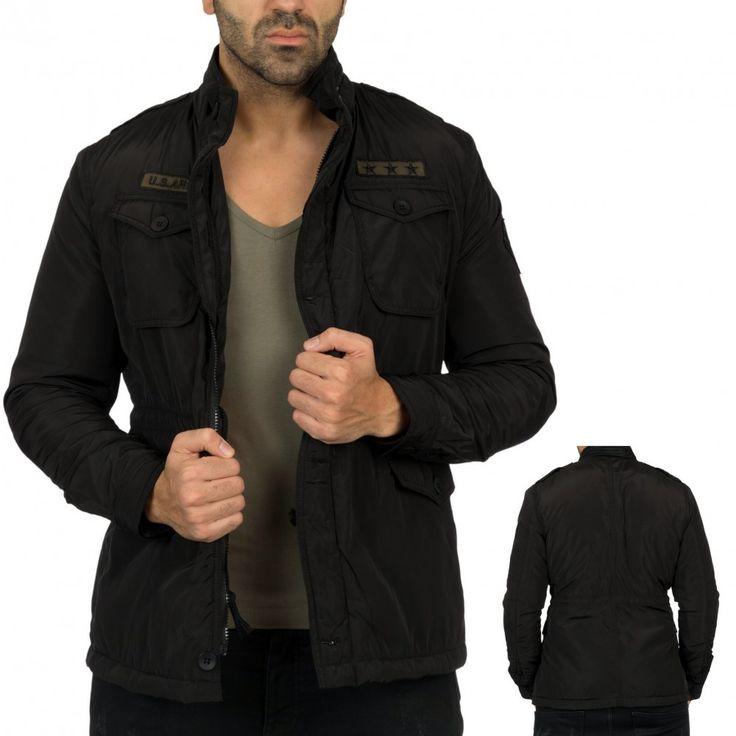 Fashion Planet heeft een ruime collectie winterjassen en bontjassen voor zowel damesals heren. Onze Heren jassen kunt u online bestellen maar u kunt deze jassen met bontkraag ook komen passen in onze winkel in Amsterdam.Heren Jas Army Black HJ026 | Modedam.nlMateriaal: Gezicht: 100% Polyester,