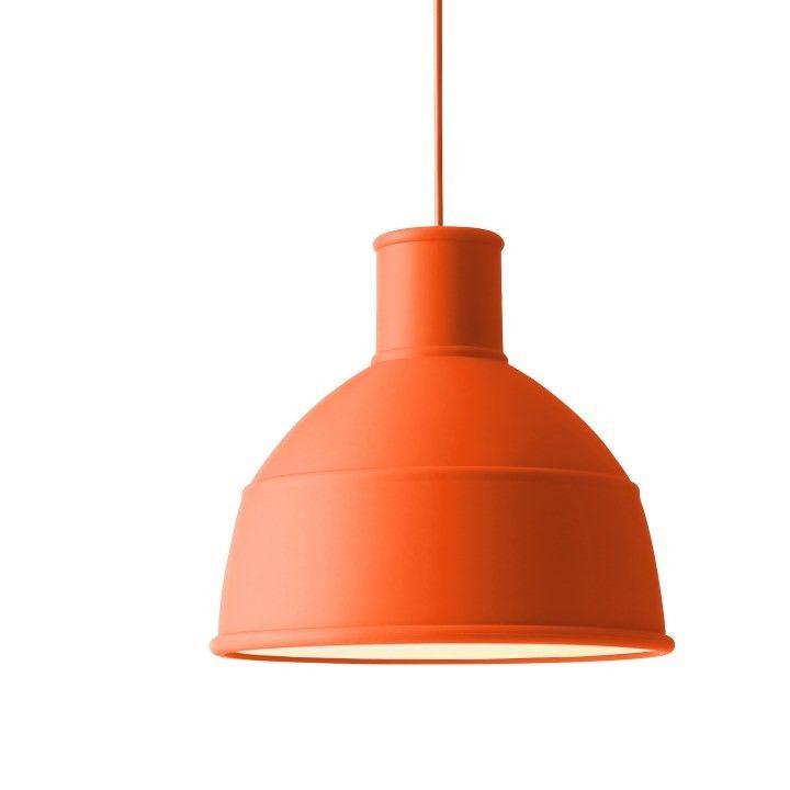 Unfold Muuto pomarańczowa nowoczesna lampa wisząca w skandynawskim stylu designerskie-lampy-meble-akcesoria-skandynawskim-stylu