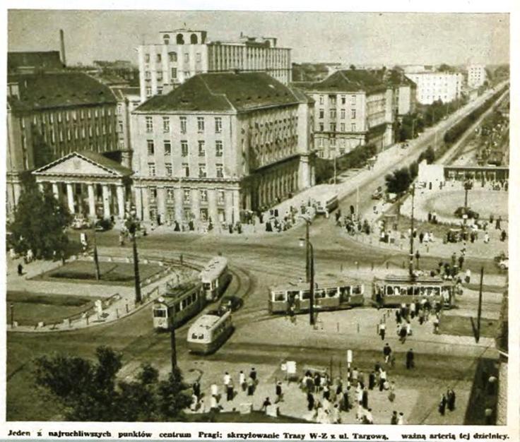 The Old Praga