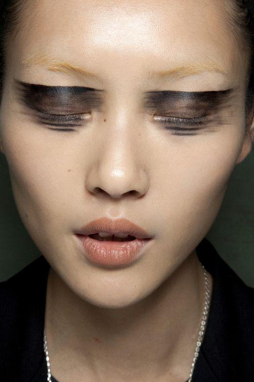 Jean Paul Gaultier FW 10 beauty