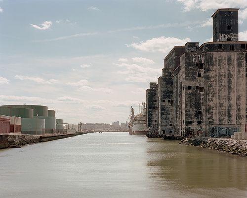 Grain Terminal, Red Hook, Brooklyn
