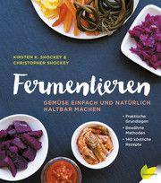 GEMÜSE + SALZ + ZEIT = MMMH! Das Standardwerk zum Fermentieren! In diesem Buch steht alles, was ihr zum Einlegen, Vergären, Konservieren von über 64 Obst und Gemüsesorten wissen müsst!