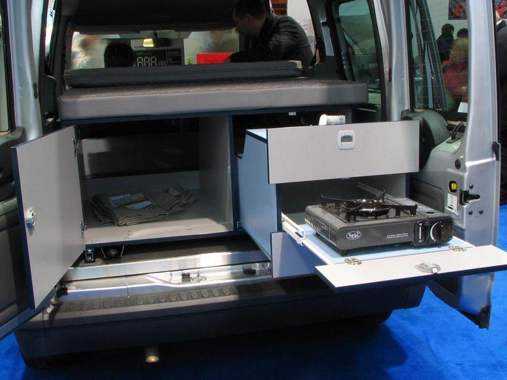 Ford Transit Van Conversion Camper