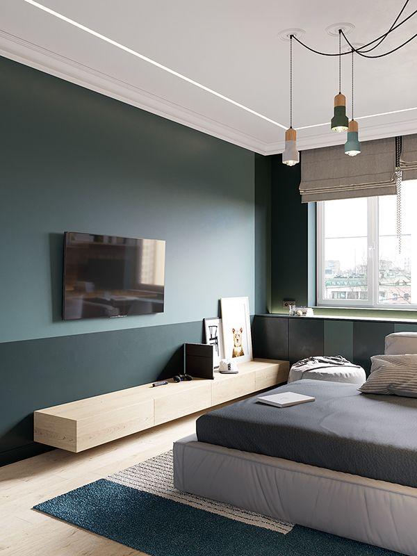 Bedroom Design Ideas Decor Creative House Home Flat