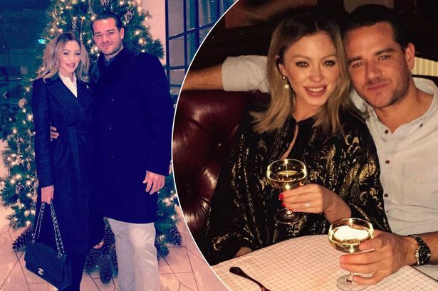 Atomic Kitten's Natasha Hamilton is engaged to beau Charles Gay after romantic trip to New York #atomic #kitten #natasha #hamilton #engaged…
