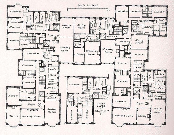 Best 25+ Mansion floor plans ideas on Pinterest   Victorian house ...