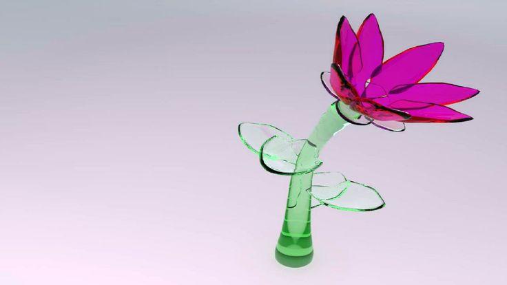 Beautiful 3D Flower HD Wallpapers