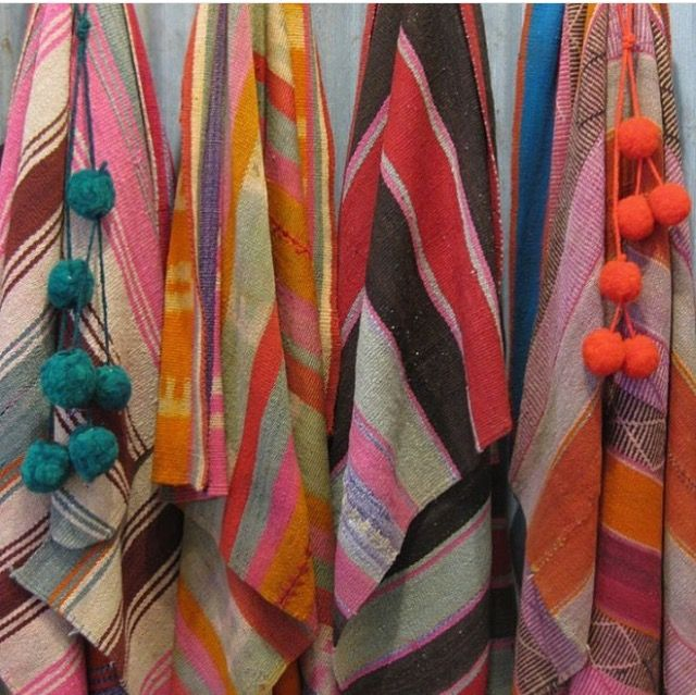 Vintage Argentinian textiles. Image #alldaedae @printedpatternpeople
