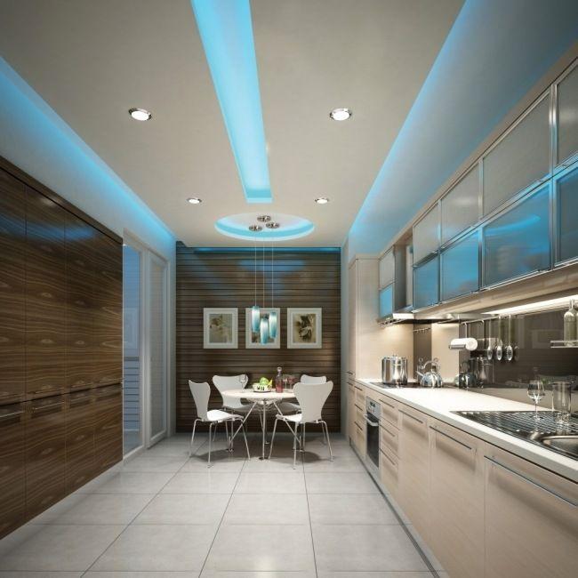 Die besten 25+ Beleuchtung küche Ideen auf Pinterest Küche - led deckenbeleuchtung wohnzimmer