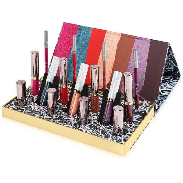 Urban Decay 15-Pc. Vault Of Vice Set ($150) ❤ liked on Polyvore featuring beauty products, makeup, lip makeup, misc, urban decay makeup, urban decay and urban decay cosmetics