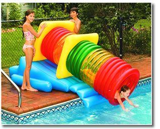 How much fun is this?  Getting this for the summer!! Boys would Love it!!