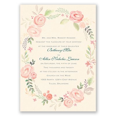 226 best images about wedding invitations by david's bridal on, Wedding invitations