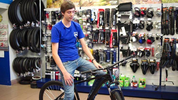 Немецкий велосипед Aspect AIR HD 27.5 2016 Подробный обзор.