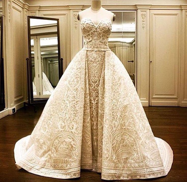 Vintage Wedding Dresses Dallas: Zuhair Murad Sofia Vergara Wedding Dress