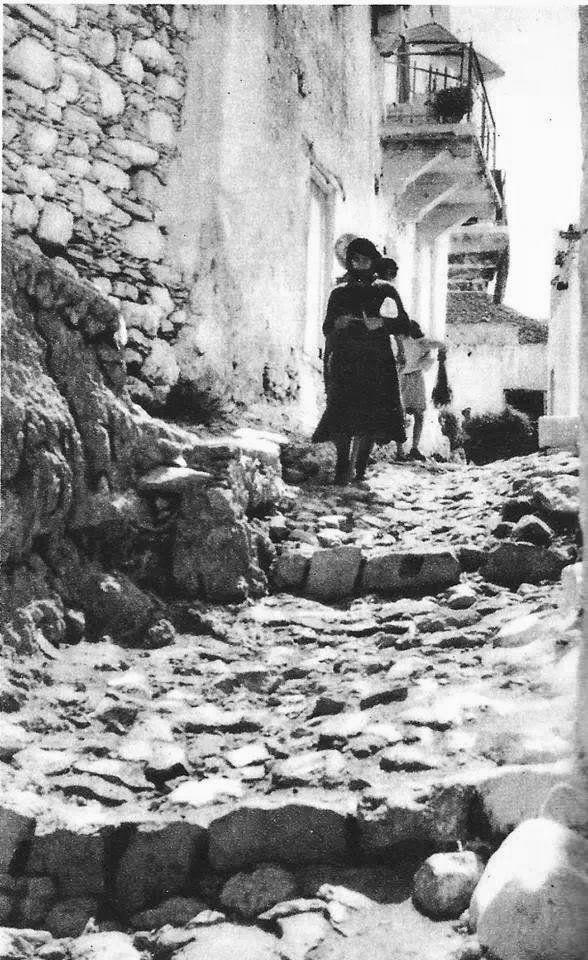 Η Κρήτη του 1950 μέσα από φωτογραφίες του Claude Dervenn-Βιάννος.
