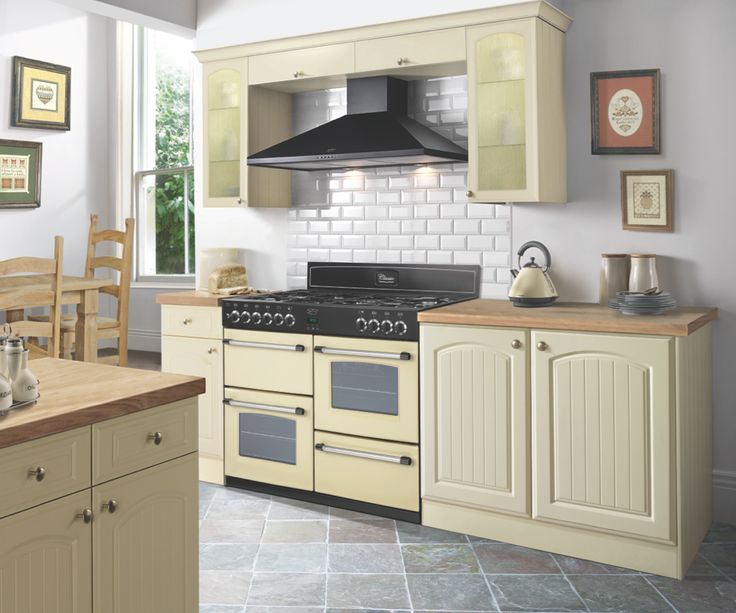 Freestanding Range Cookers Uk Part - 31: The Belling Classic Is A Popular Range Cooker From This British  Manufacturer. The Removable Rear