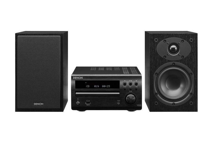 Harvey Norman - Denon Hi-Fi Micro System
