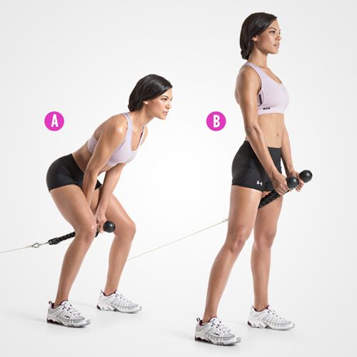 6 Trainers Share Their Favorite Exercises for a Tighter, Sexier Butt | Women's Health Magazine