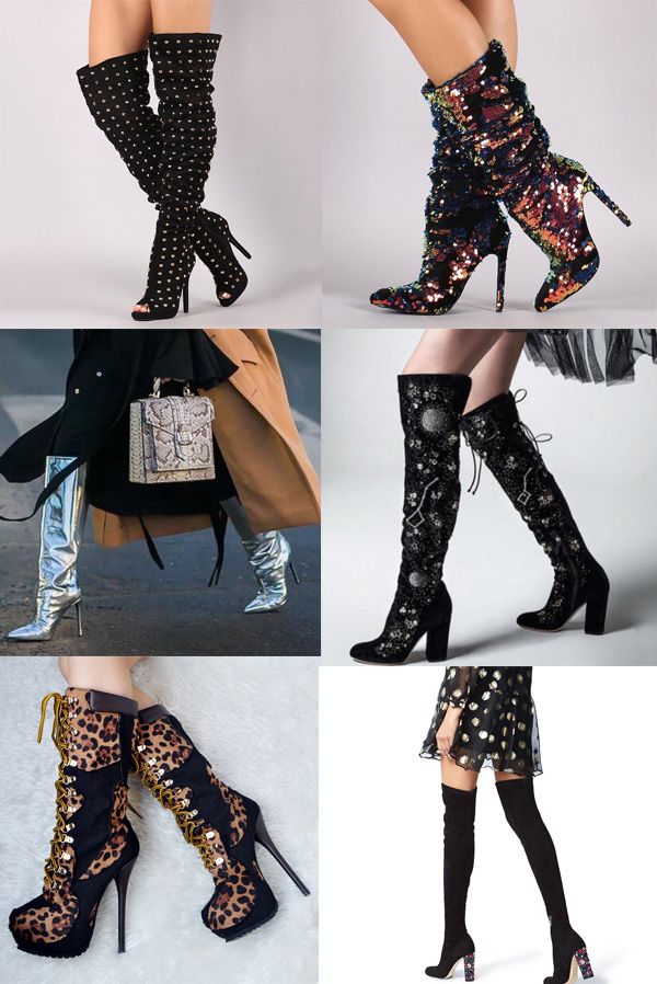 Boots collection #boots #shoes #trends #fashion #jeans #winter