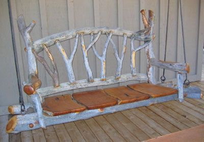 Juniper Porch Swing