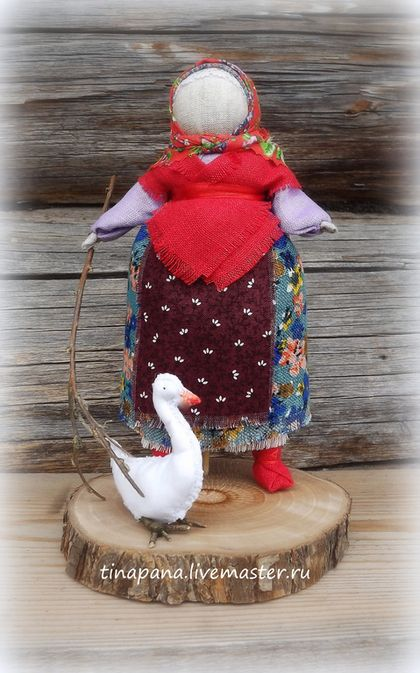 Купить или заказать 'Пастушка' авторская кукла в интернет-магазине на Ярмарке…
