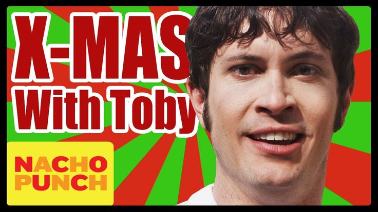 I don't even know how to describe this but it's perfect so go watch. Happy Christmas, if you celebrate it :D FOR THE LOVE OF TOBY! #Tobuscus