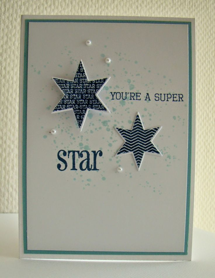 Scraps by Diana: You're a super star...