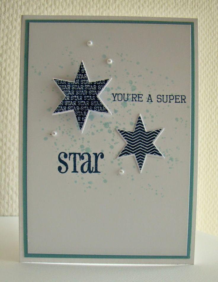 Scraps by Diana: You're a super star...