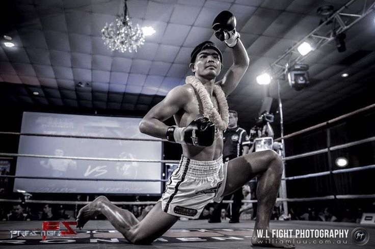 The ideal Muay Thai fighting style develops specifically based on the particular weapon that works best for you.
