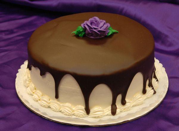 Mozart Bakery Birthday Cake