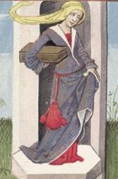 Le roman de la rose - late 15th century French