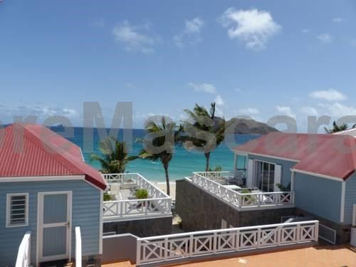 Hotel Baie des Anges Gustavia Located right on Flamands Beach in north-west St Bart?s, Hotel Baie des Anges offers an outdoor pool, a restaurant and stylish rooms with wonderful sea views. Each room at Baie des Anges features contemporary d?cor, air conditioning and free WiFi.