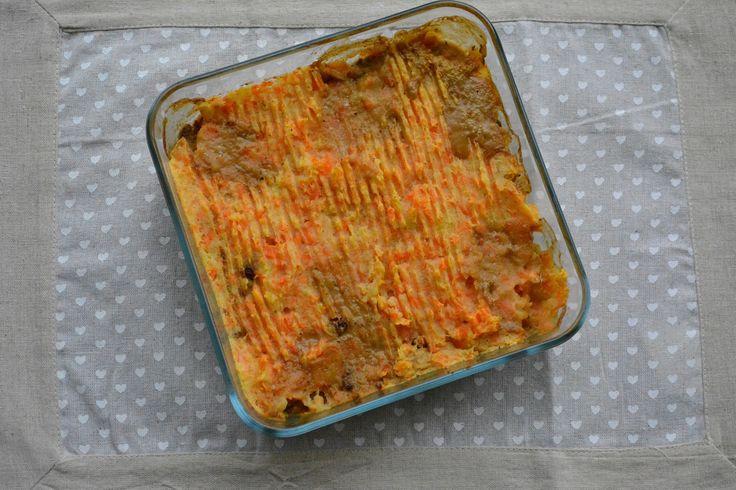 Vegetarische ovenschotel met quorn, ideaal voor Dagen Zonder Vlees en slechts 9 SmartPoints per portie.
