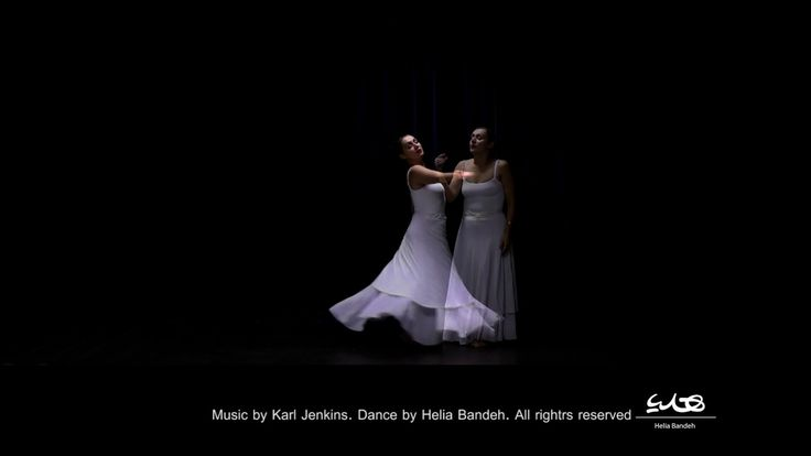 Are you lost out in Dark by Helia Bandeh music by Karl Jenkins گمشده در ...