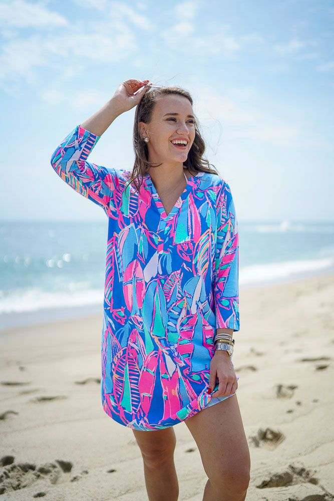 Lilly Pulitzer Ali V-Neck Tunic