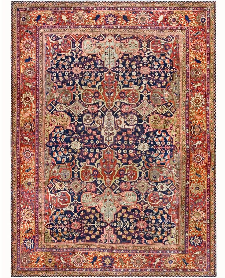 1000+ Images About Antique Rugs On Pinterest
