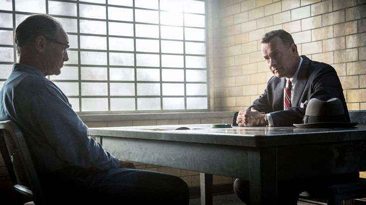 Enjoy Bridge of Spies Full Movie!  WATCH NOW : http://tinyurl.com/nu85gbc   Movie Synopsis: An American lawyer is recruited by the CIA during the Cold War to help rescue a pilot detained in the Soviet Union.   Keywords:  Bridge of Spies Full Movie  Bridge of Spies Full Movie english subtitles  Bridge of Spies trailer review