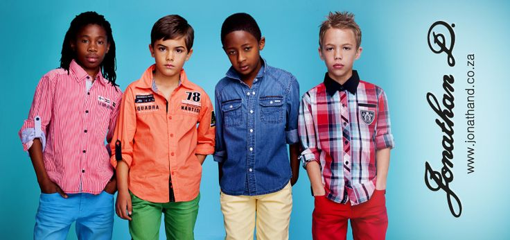 Jonathan D Boys style!