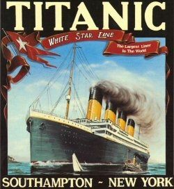 RMS Titanic,construction begins and ends.31/3/1909 and 31/3/1912