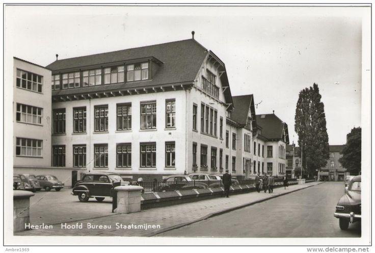 Heerlen - Hoofd Bureau Staatsmijnen