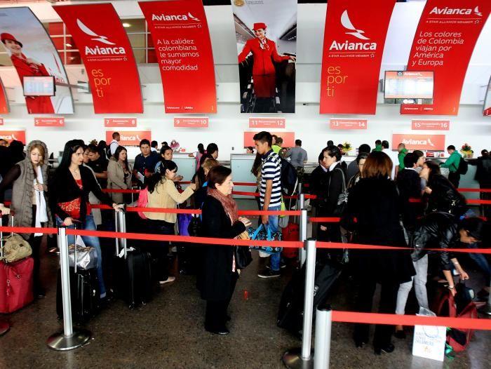'Falta de pronunciamiento del Gobierno ante el paro de pilotos de Avianca genera inseguridad jurídica en el sector' -- Avianca canceló 29 vuelos en cuarto día de paro de pilotos
