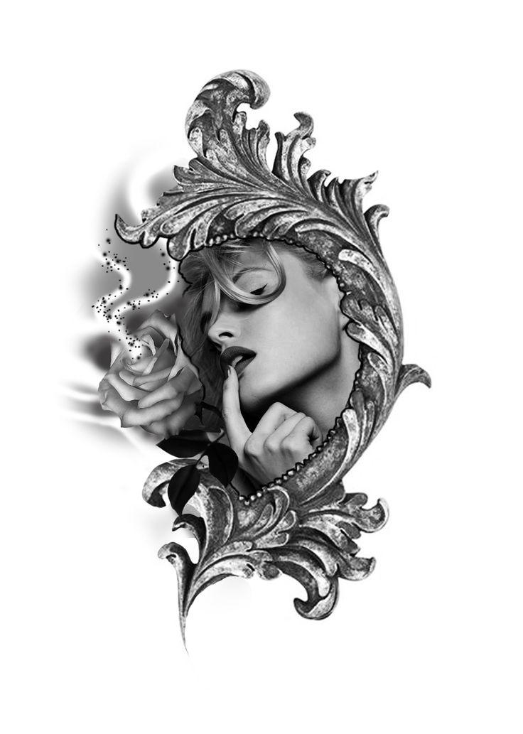 Tattoo Finka woman