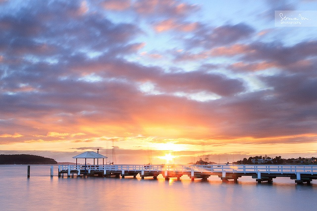 Batemans Bay Sunrise – New South Wales - Australia by SoniaMphotography, via Flickr